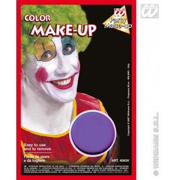 aqua make-up paars