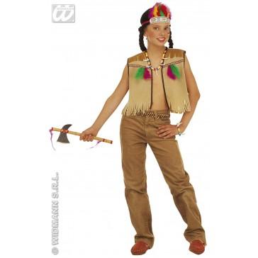 verkleedset kind, indiaan