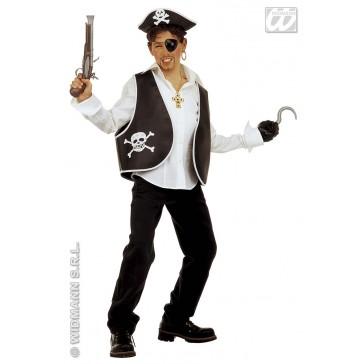 verkleedset kind, piraat