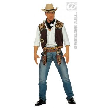 snelle verkleedset, cowboy