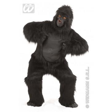 pluche kostuum gorilla