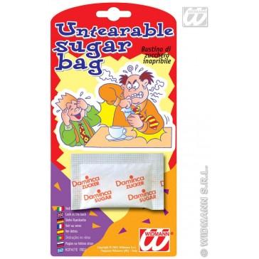 niet te openen suikerzakjes