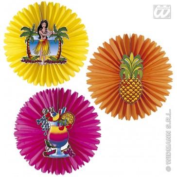 hawai decoratie, doorsnee 55cm