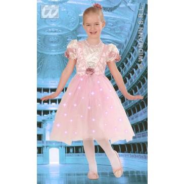 ballerina, verlicht