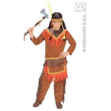 Indiaanse jongen kind kostuum