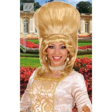 pruik barones blond