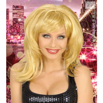 pruik, flirty blond