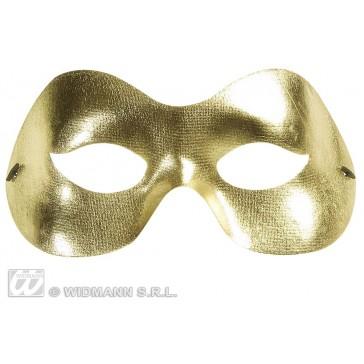 oogmasker goud