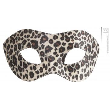 oogmasker, luipaard