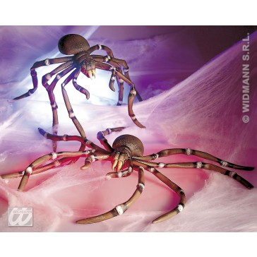buigzame jumbo spinnen, 80cm