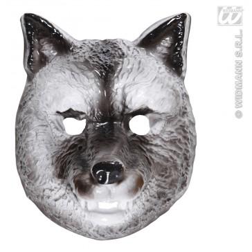 plastic kindermasker wolf