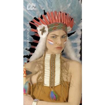 borstsieraad indiaanse, luxe