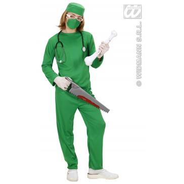 Chirurg kind kostuum