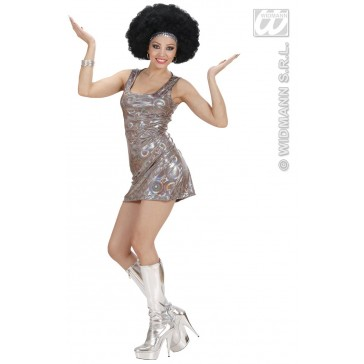 Sexy 70's Disco diva