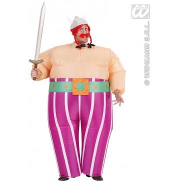 opblaasbaar kostuum viking