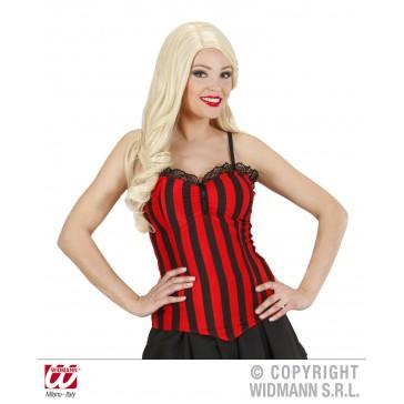 gestreept corset