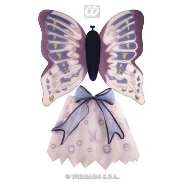 vlinder set, kind