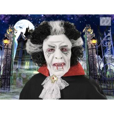 masker vampier met pruik