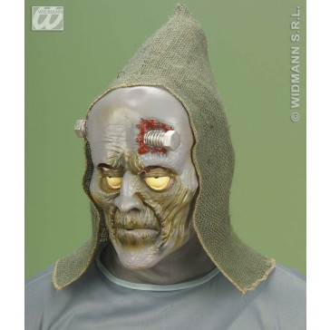 hessisch masker met kap, frankenstein