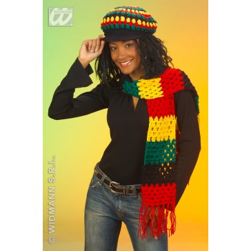 sjaal reggae/rasta