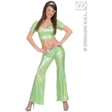 top holografisch, groen