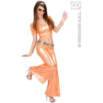 top holografisch, oranje