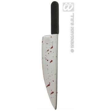 mes met bloed 48cm