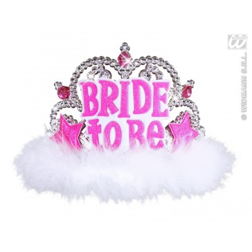 "tiara ""bride to be"""