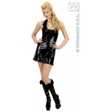 zwarte jurk ritssluiting maat l