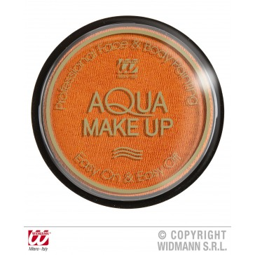aqua make-up 15gr, oranje