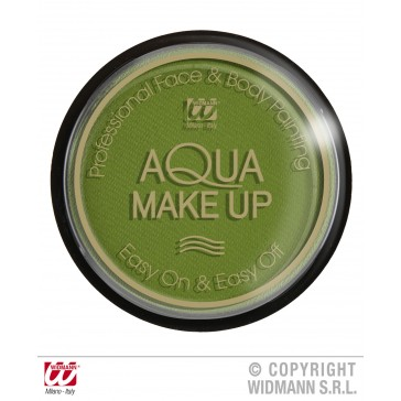 aqua make-up 15gr, groen