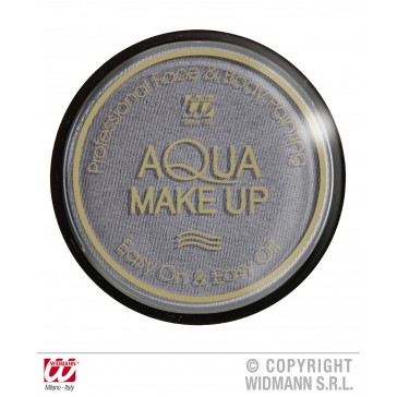 aqua make-up 15gr, grijs