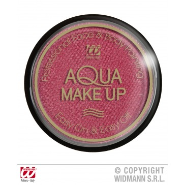 aqua make-up metalic 15gr, rose