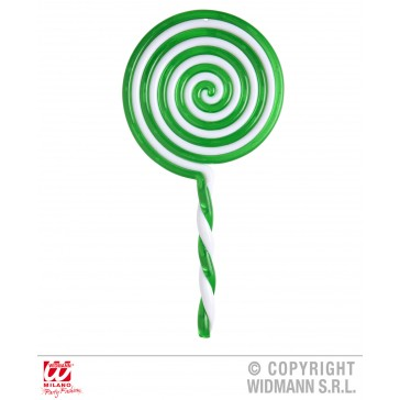 lollipop groen