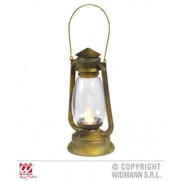 lantaarn met flikkerend licht