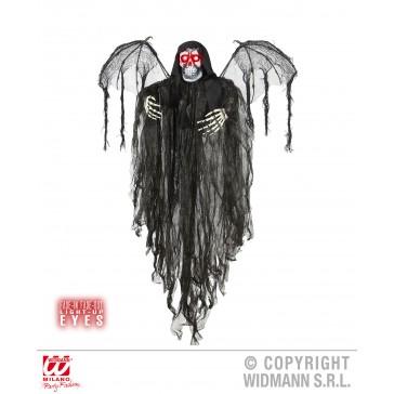 engel des doods met oplichtende ogen, 100cm