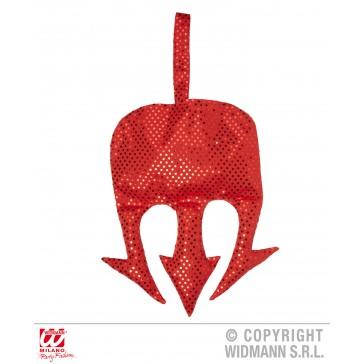 duivel drietand handtas