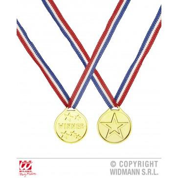 winnaars medaille