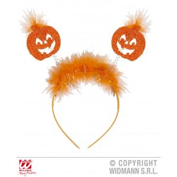 hoofdband pompoenen
