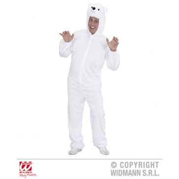 Pluche ijsbeer