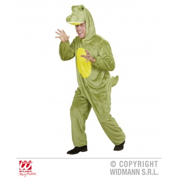 Pluche krokodil