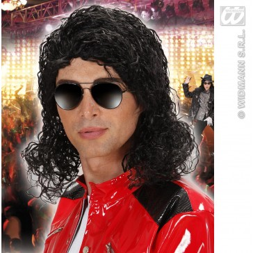 pruik, king of pop