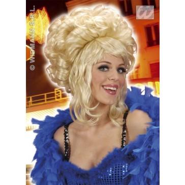 pruik, patricia blond