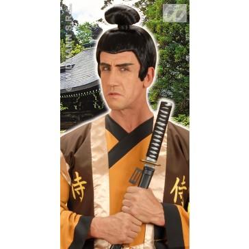 pruik, samurai