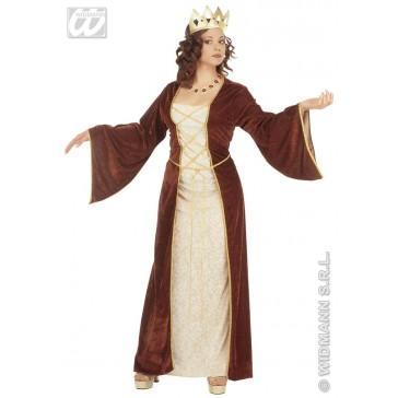 Item:Middeleeuwse Prinses, Fluweel