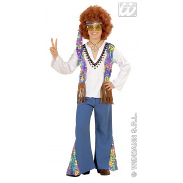 Item:Hippie Jongen Woodstock