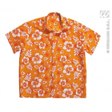 Item:Hawaii Shirt Oranje