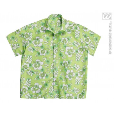 Item:Hawaii Shirt Groen