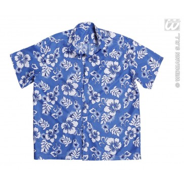 Item:Hawaii Shirt Blauw