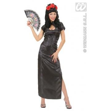 Item:Chinese Dame Zwart